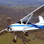 Cu avionul spre Muntele Mic