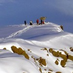 Coco Galescu a cucerit Kilimanjaro