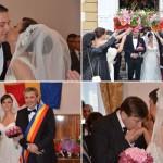Fiica lui Marcel Vela s-a casatorit