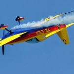 Raid aerian in Caras-Severin