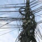 Cablurile inestetice trebuie demontate