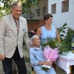 Cea mai in varsta caraseanca a implinit sambata 106 ani