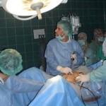 Vor opera cu laparoscopul