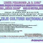 Zilele culturii nationale la Caransebes