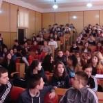 Lectie antidrog pentru elevii caransebeseni