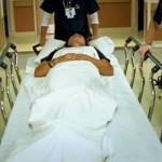 Cum sa duci bolnavul prin gropi si uscaturi?