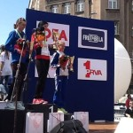 Liliana Danci, bronz la Balcaniada de maraton