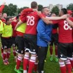 FC Caransebes, cu un picior in Liga a II-a