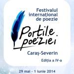 """FESTIVALUL INTERNAŢIONAL DE POEZIE ,,PORŢILE POEZIEI""""CARAŞ-SEVERIN"""