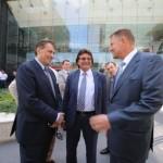 Iohannis la Timisoara: Nu facem unificarea dreptei impotriva lui Basescu sau pentru Basescu, ci fara Basescu