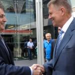 PNL CS îl susţine pe Klaus Iohannis