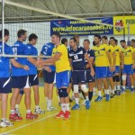 Volei Club Banatul s-a impus cu 3-0