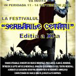 Serbarile Cetatii, editia 2014