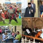 Serbarile Cetatii: regal de arta, cultura, voie buna