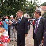"""Klaus Iohannis: Sunt orientat spre solutii nu spre spectacol"""""""