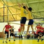 Volei Club Banatul Caransebes isi prezinta azi echipa