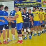 Volei Club Banatul a invins Dinamo