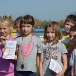 Memorialul Iosif Korka la atletism, pentru copii