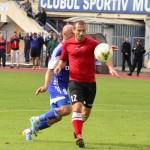 FC Caransebes, un sut si trei greseli nefortate