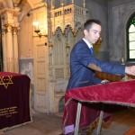 Holocaustul, comemorat la Caransebes