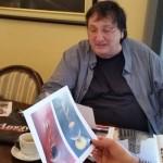 Stefan Popa Popa's, distins de Vatican cu Palma d'Oro