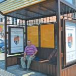 Gugulanii vor avea statii de autobuz