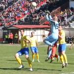 Metalul Resita a pierdut acasa cu FC Caransebes