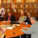 De Ziua Cartii, bibliotecarii au sarbatorit si ei