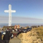 Vor ingriji Crucea de pe Muntele Mic