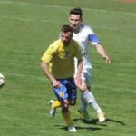 Fotbalistii caransebeseni, esec pe Valea Oltului