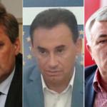 Meciuri cu scantei intre Marcel Vela, Gheorghe Falca si Titu Bojin