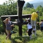 13 sculpturi de la Garana ajung la Caransebes