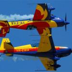 Mergeti la Caransebes Airshow