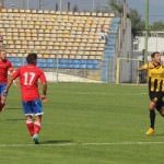 Fotbalistii gugulani, succes la Brasov