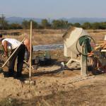 S-a pus temelia complexului de case pentru nevoiasi