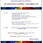 Ziua Nationala a Romaniei – 1 Decembrie 1918
