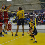 Volei Club Caransebes, lider solitar in liga nationala