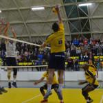 Volei Club Caransebes a invins CSM Bucuresti
