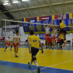 Volei Club Caransebes, in continuare lider