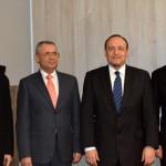 Ambasadorul Croatiei, in Caras-Severin
