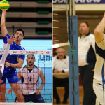 Campionii Laza si Pavel, la Volei Club Caransebes