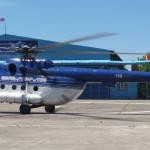Probleme cu elicopterele de interventii in zona de vest