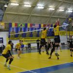 Caransebesul bate Clujul in 3 seturi