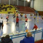 Infrangere severa pentru Volei Club Caransebes in Cupa