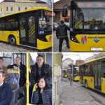 In sfarsit, gugulanii au autobuze