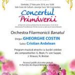 Concertul Primaverii