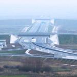 Judetul spre Via Carpatia, pe A6, prin Caransebes