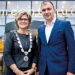 Primarul Borcean profita de experienta olandezilor
