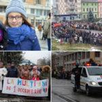 Si din Caras-Severin: La multi ani, Romania!