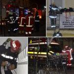 Masini de pompieri, ambulanta, sirene, stare de alerta!